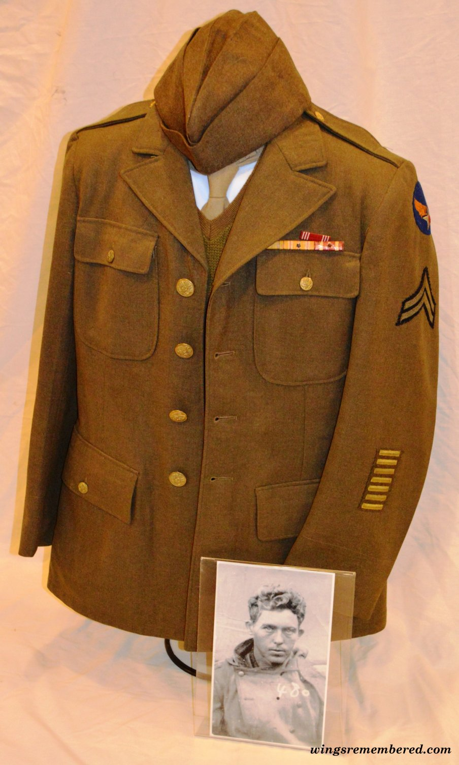Joe Hill Uniform